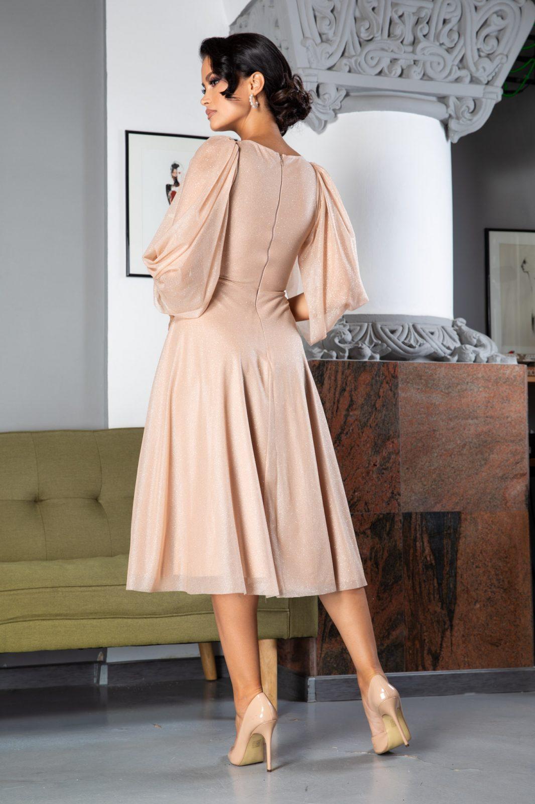 Rosario Nude Φόρεμα 5023