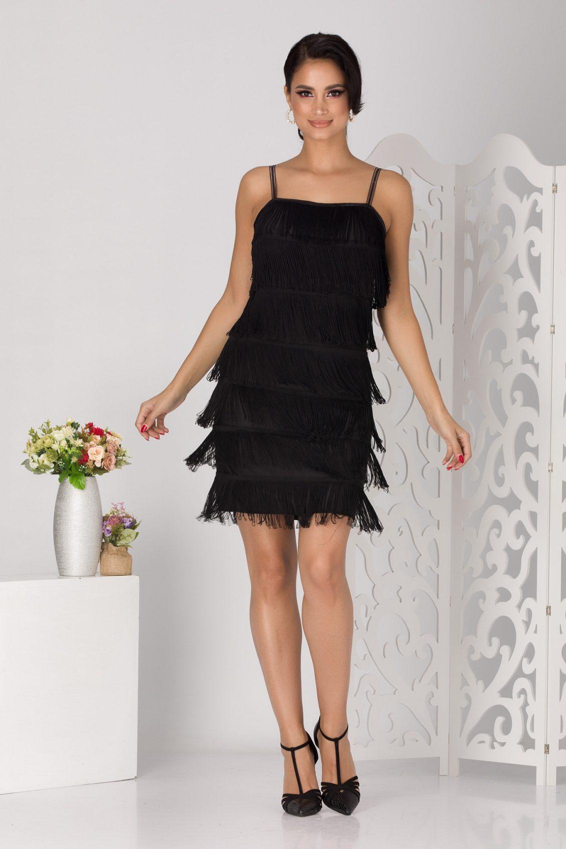 Ritha Black Dress