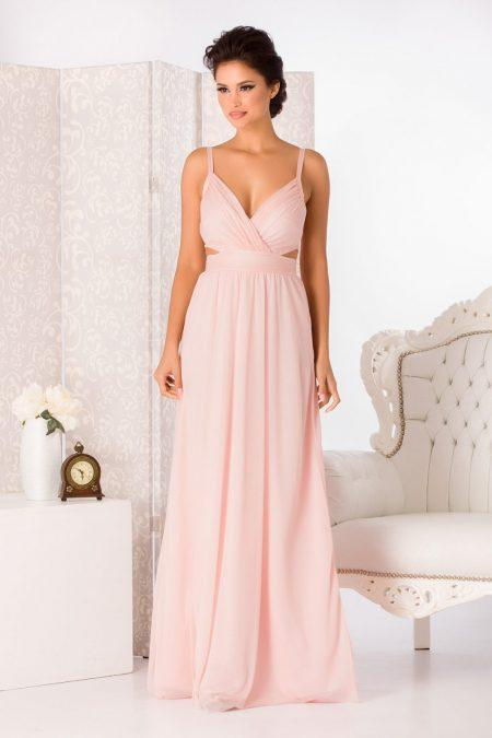 Amaryllis Pink Dress