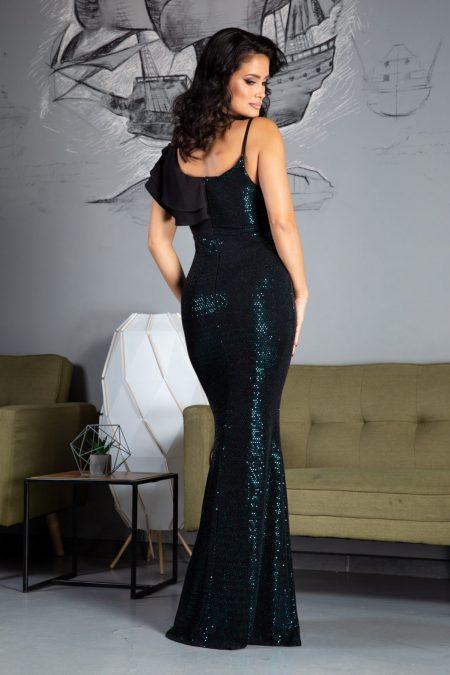 Essential Πράσινο Φόρεμα 3140