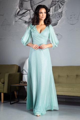 Teresa Light Green Dress