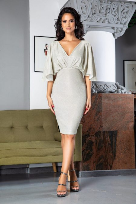 Luana Ivory Dress