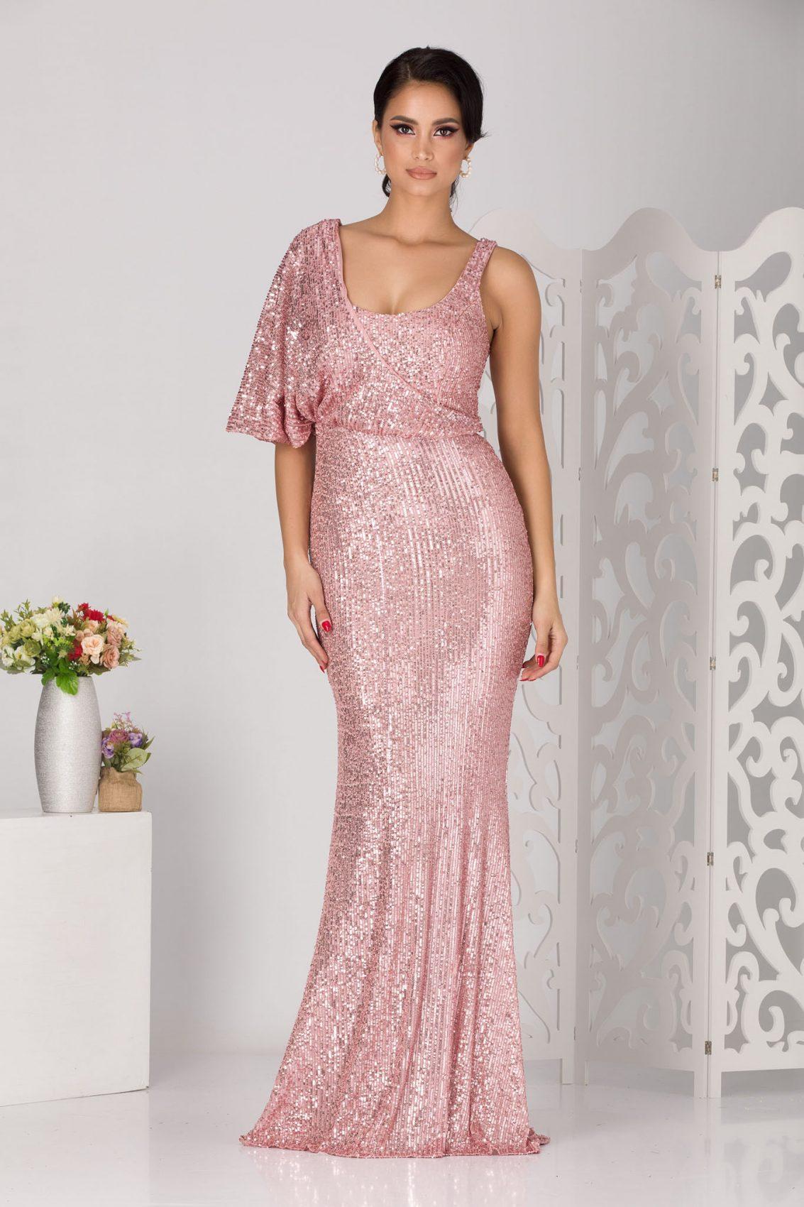 Evya Pink Dress