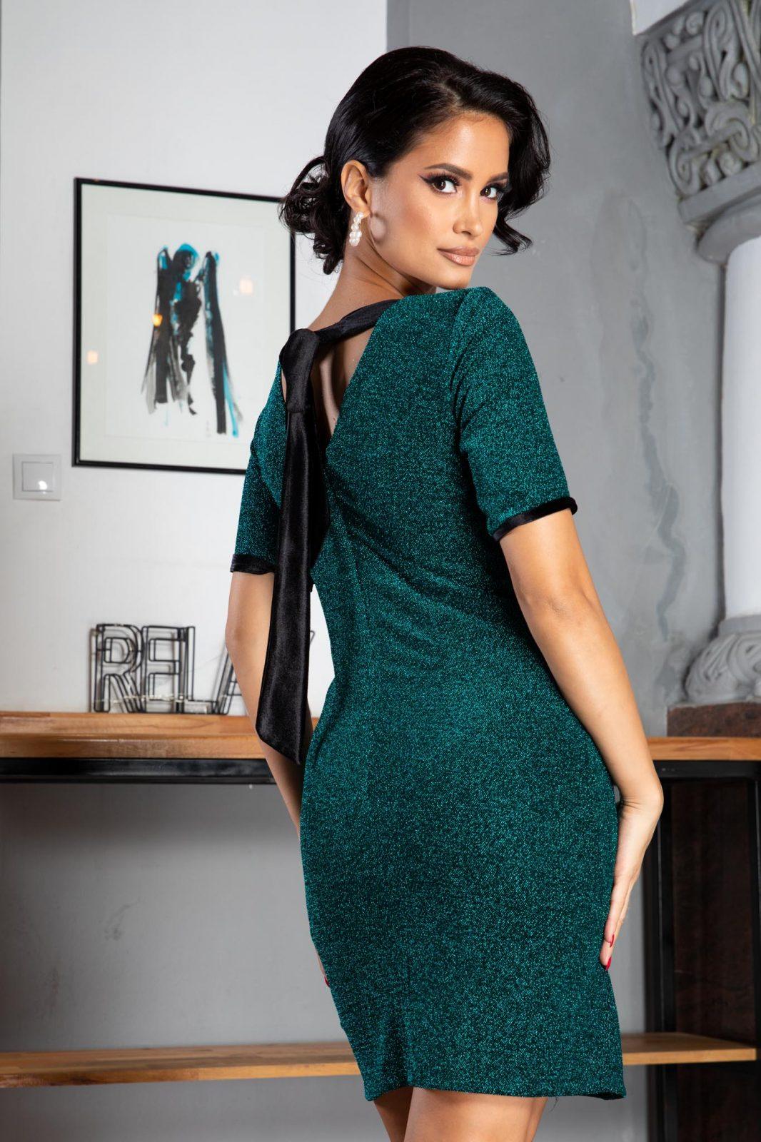 Marya Πράσινο Φόρεμα 5025