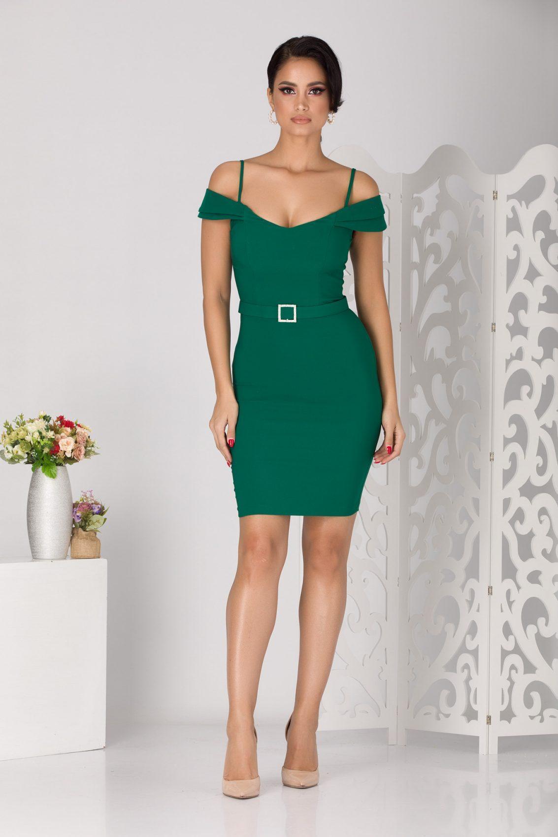 Noyre Green Dress