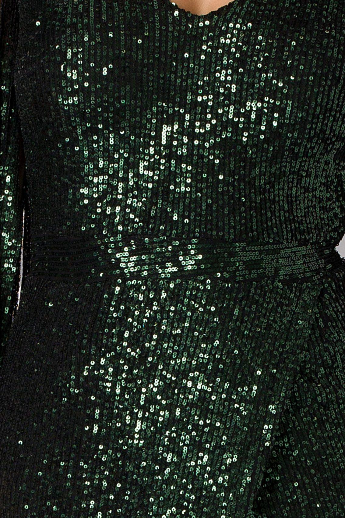 Moze Anabell Πράσινο Φόρεμα 5179