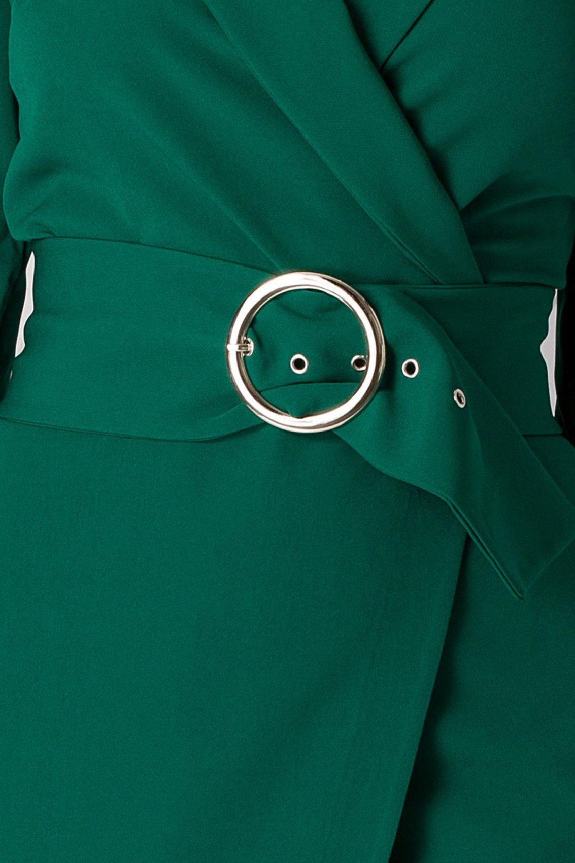 Zaira Πράσινο Φόρεμα 1868