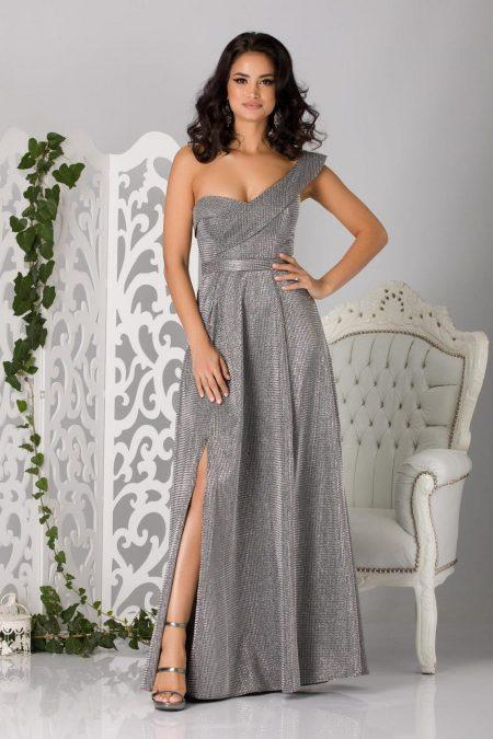 Sublime Silver Dress