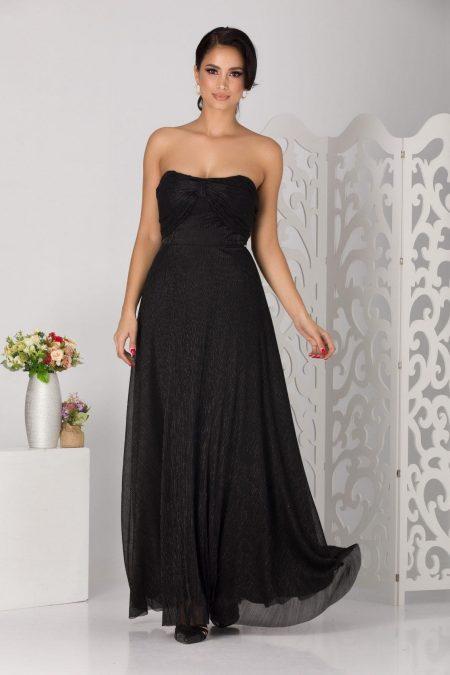 Anais Black Dress