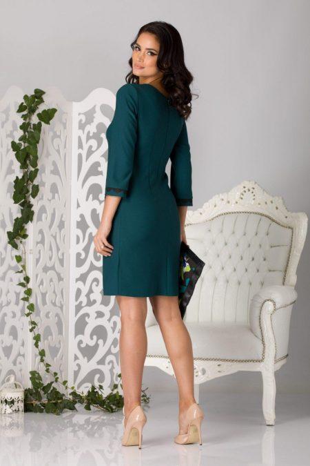 Moze Linda Πράσινο Φόρεμα 5166