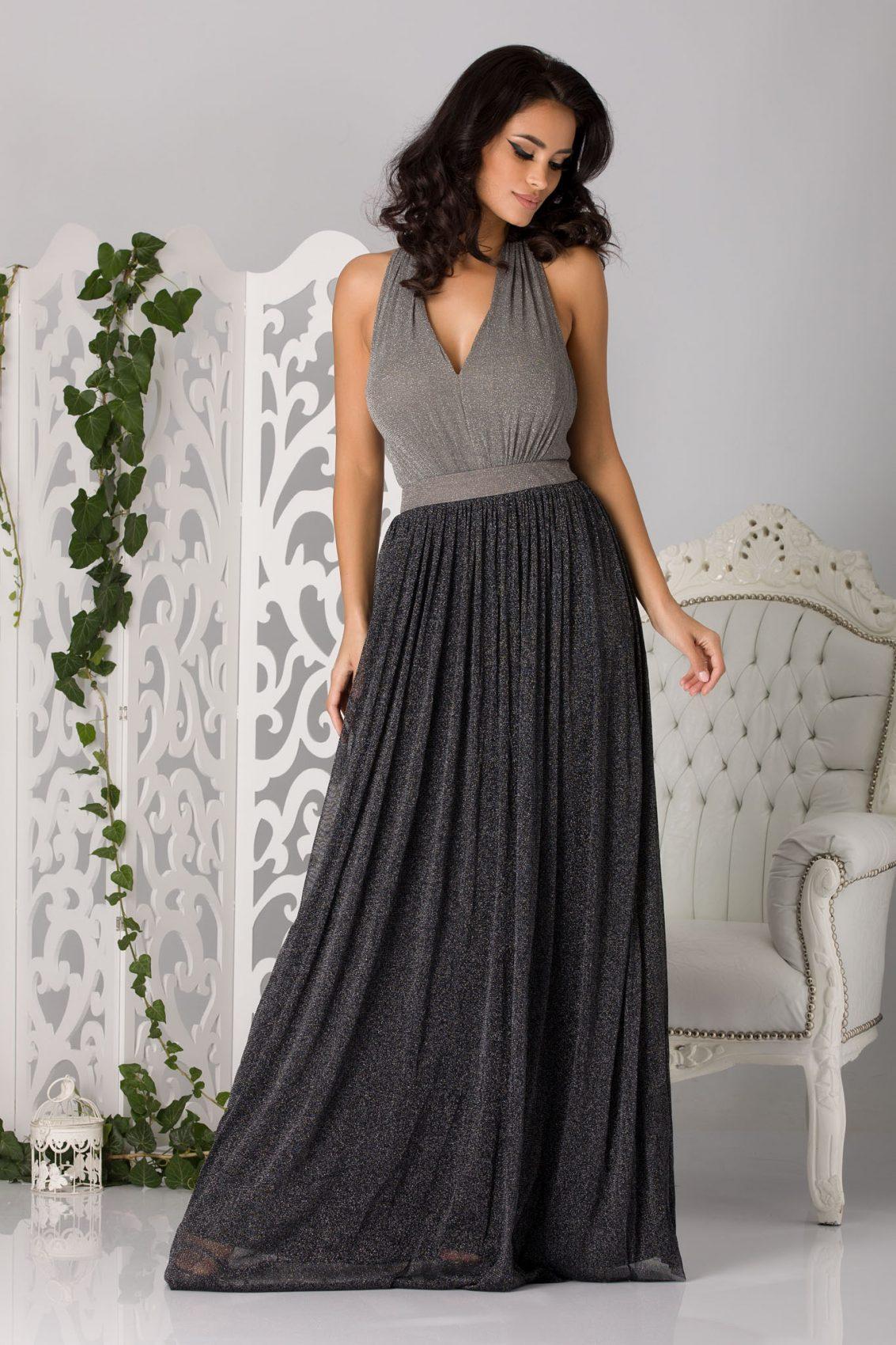 Zephira Black Dress