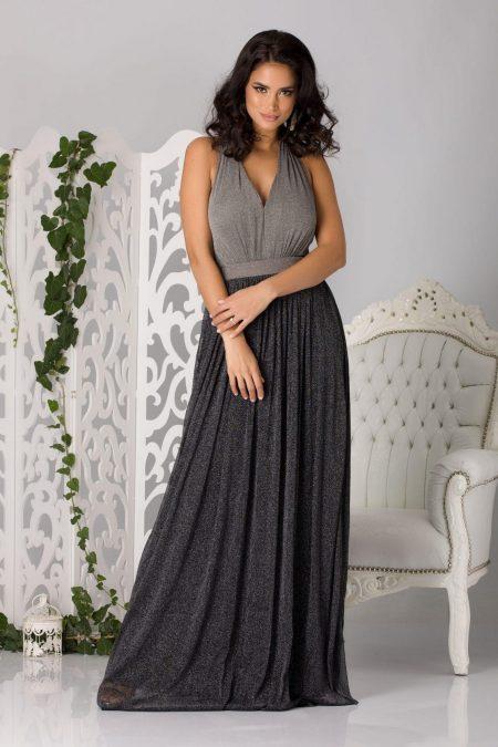 Zephira Μαύρο Φόρεμα 1840