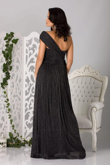 Salome Μαύρο Φόρεμα 1841