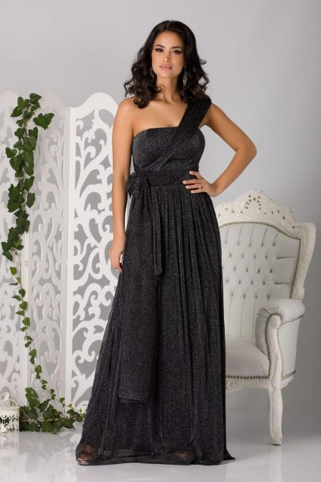 Salome Black Dress