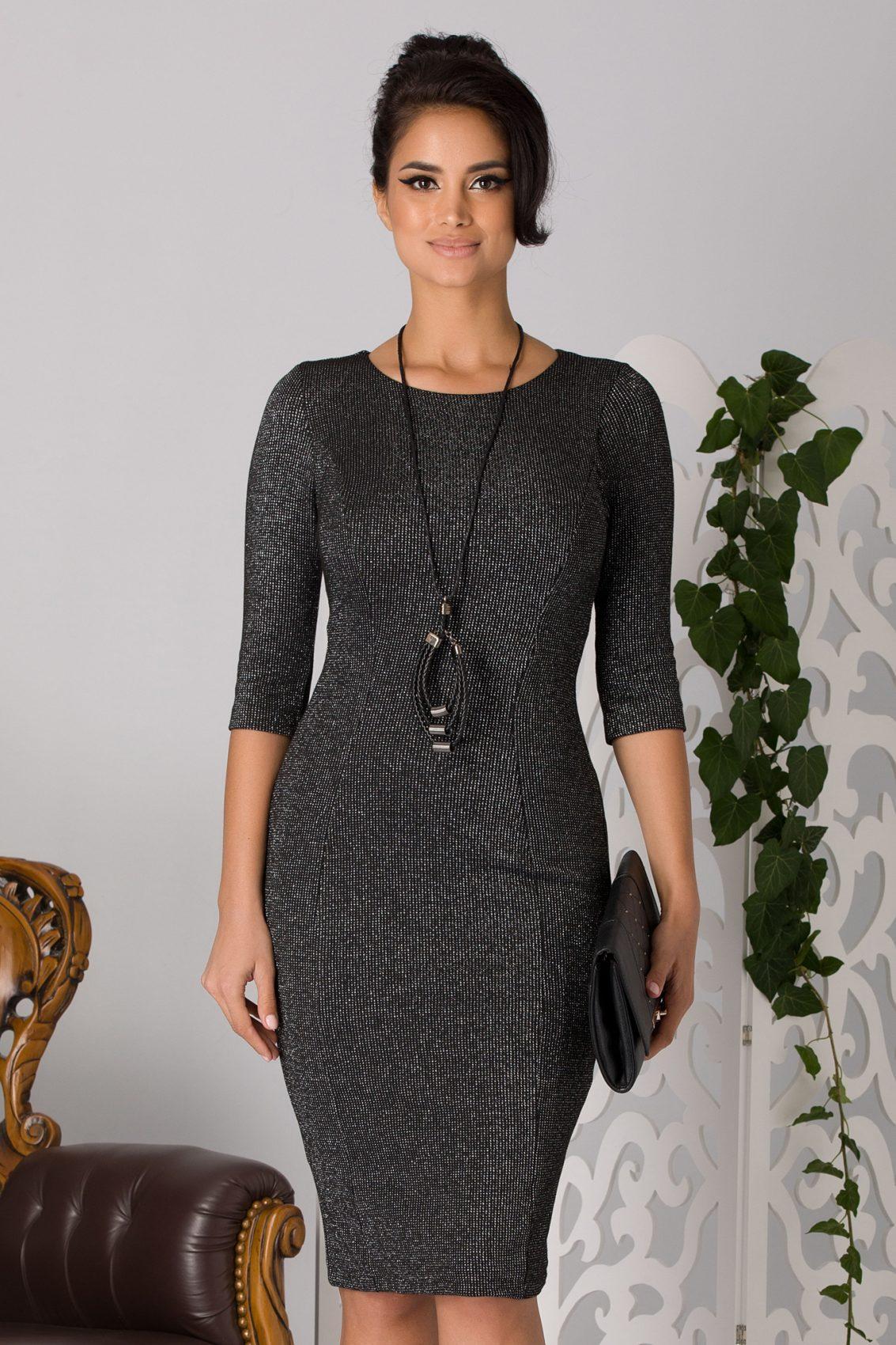Sindy Black Dress