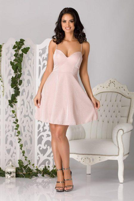 Dove Rose Dress