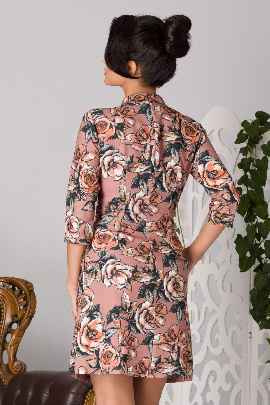 La Donna Erin Floral Φόρεμα 5197