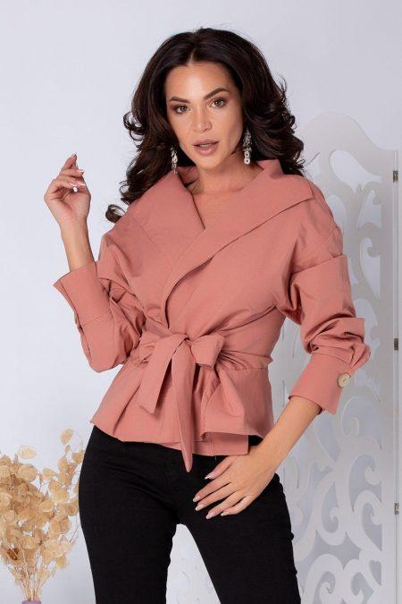 Meg Pink Jacket