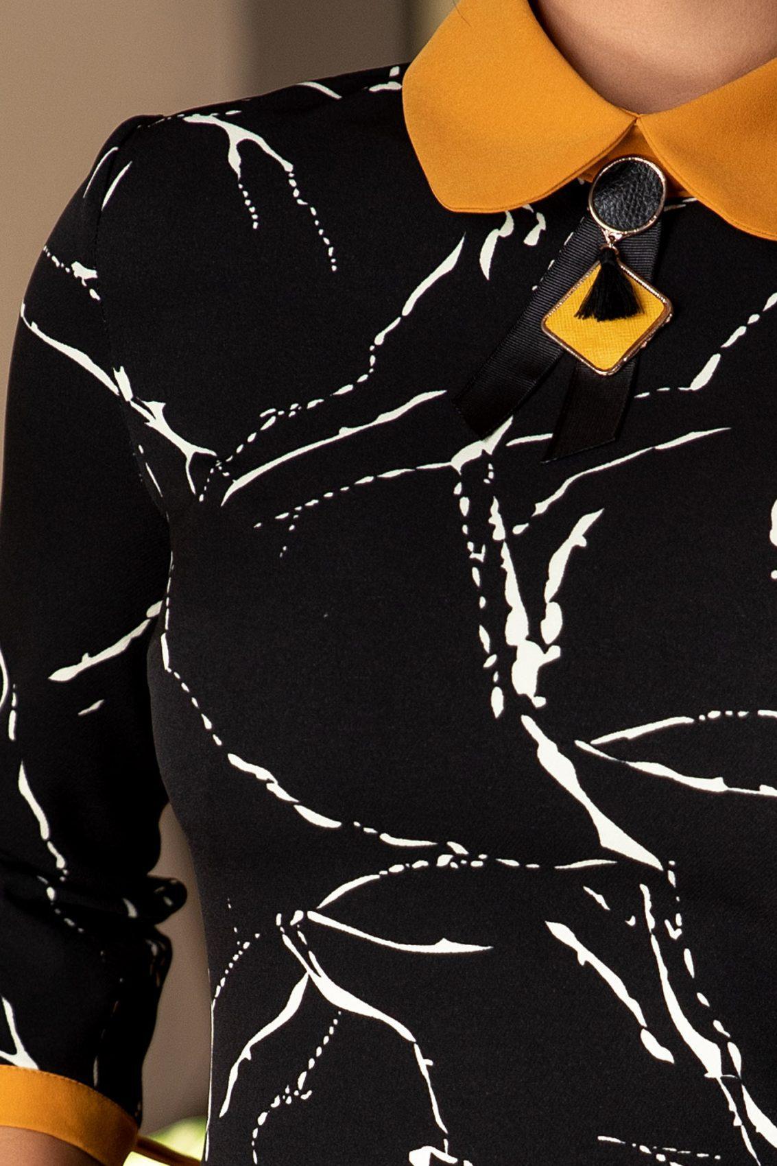 Erika Μαύρο Φόρεμα 5346