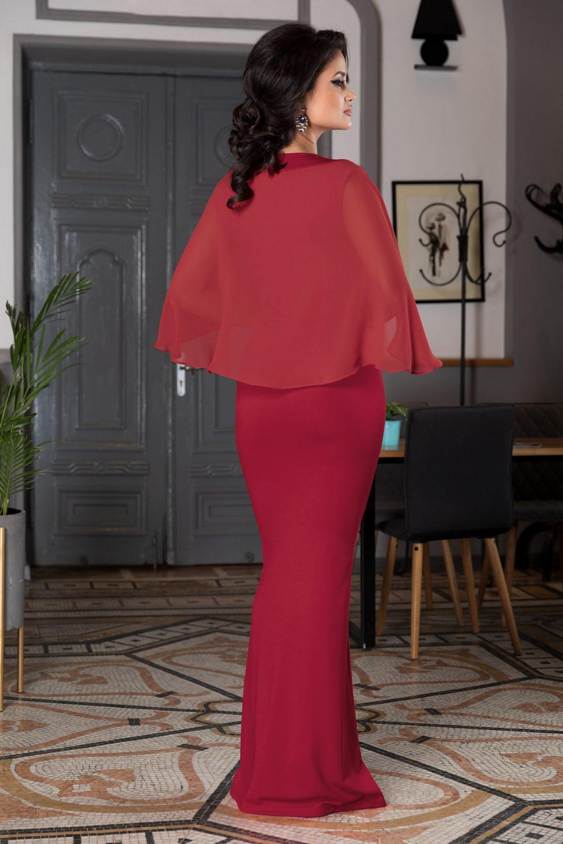 Hilary Μπορντό Φόρεμα 2246
