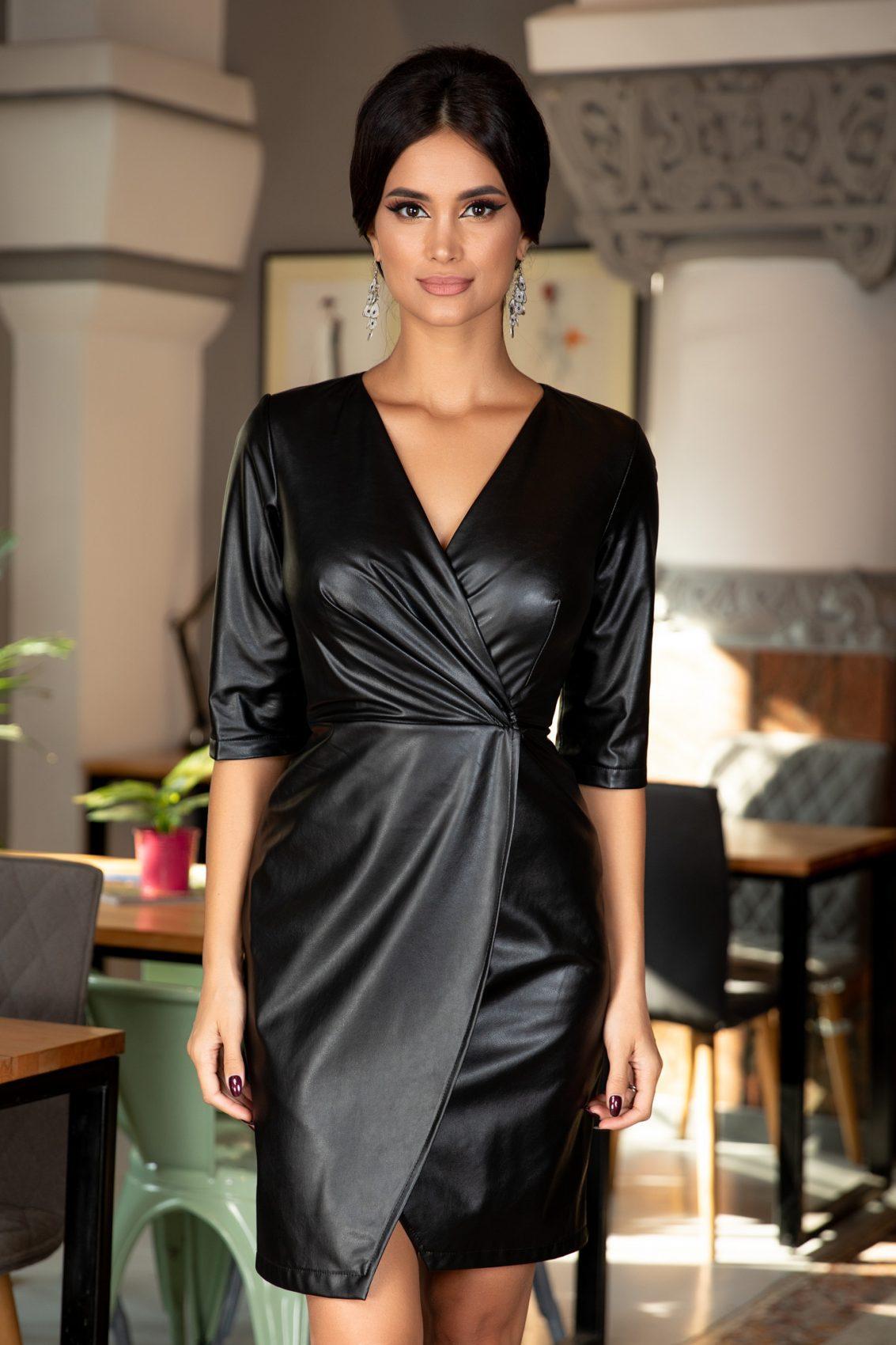 Esther Black Dress