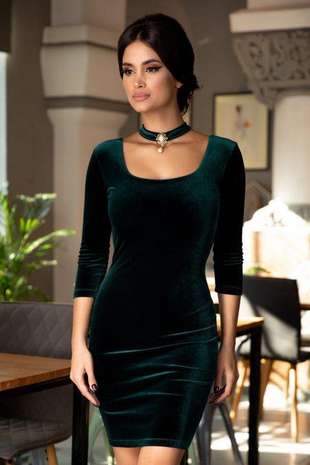 Kianna Πράσινο Φόρεμα 1825