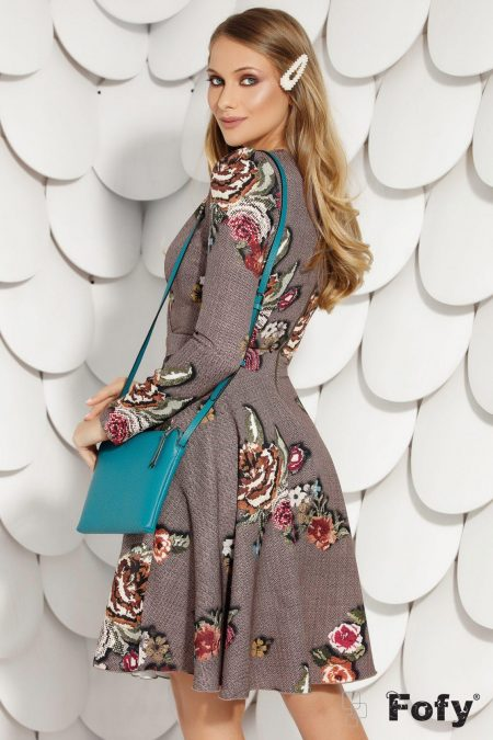 Elissia Midi Φόρεμα 5308