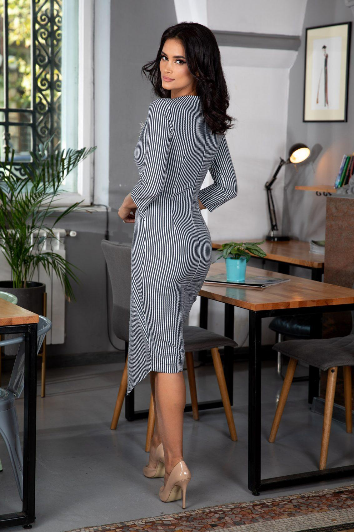 Taysa Midi Φόρεμα 5358