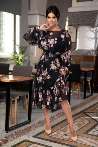 Melanie Floral Dress