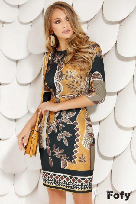Cassia Multi Dress