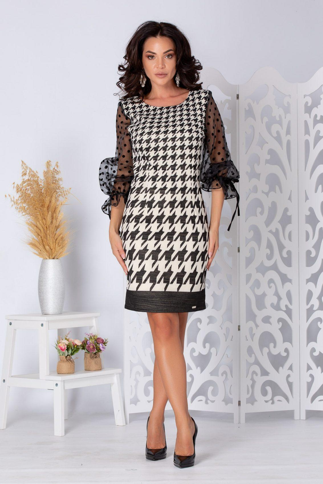 Jenny Bicolore Dress