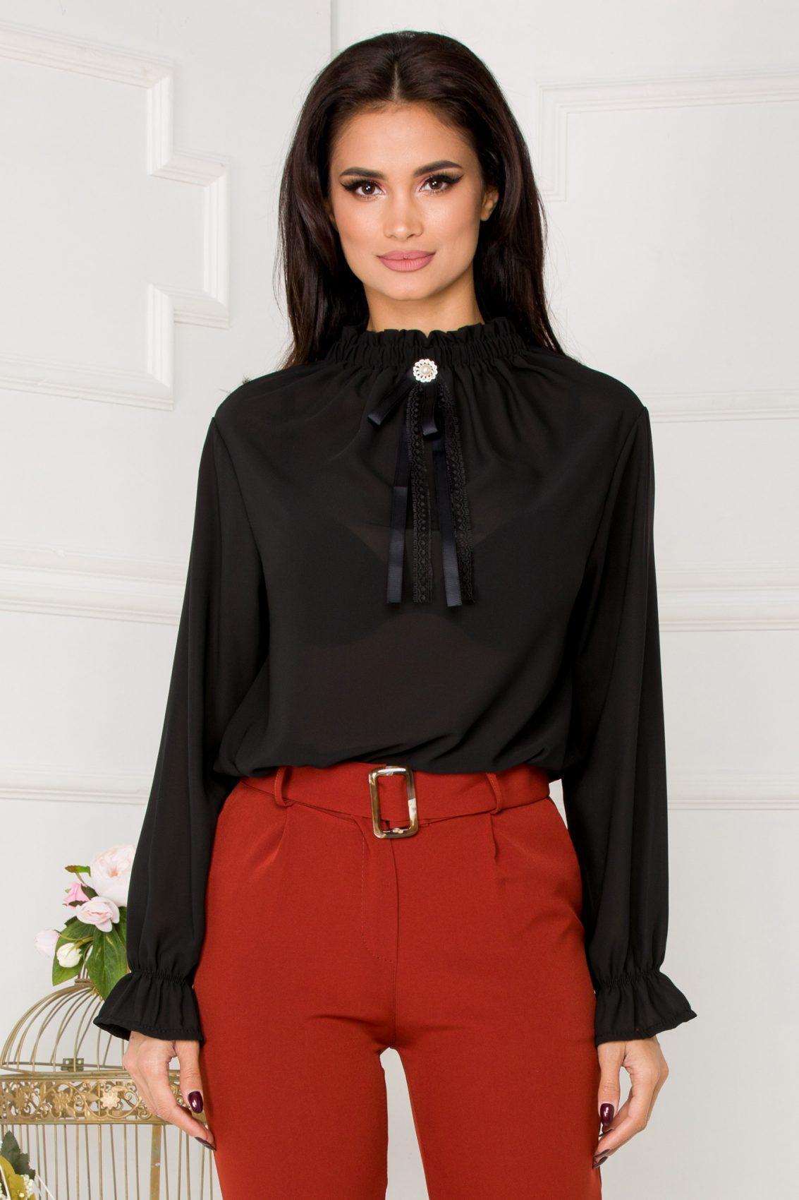 Veil Black Shirt