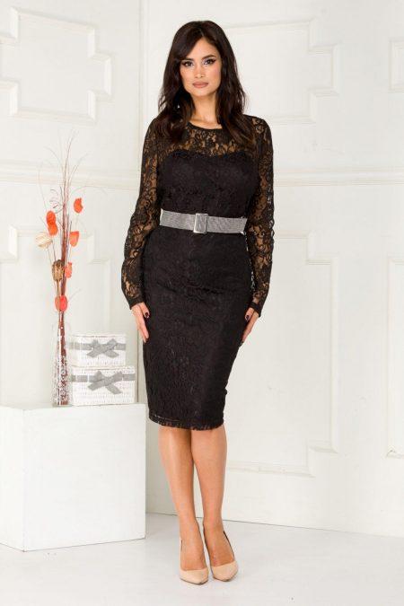 Lorra Black Dress