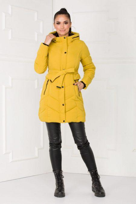Bee Mustard Jacket