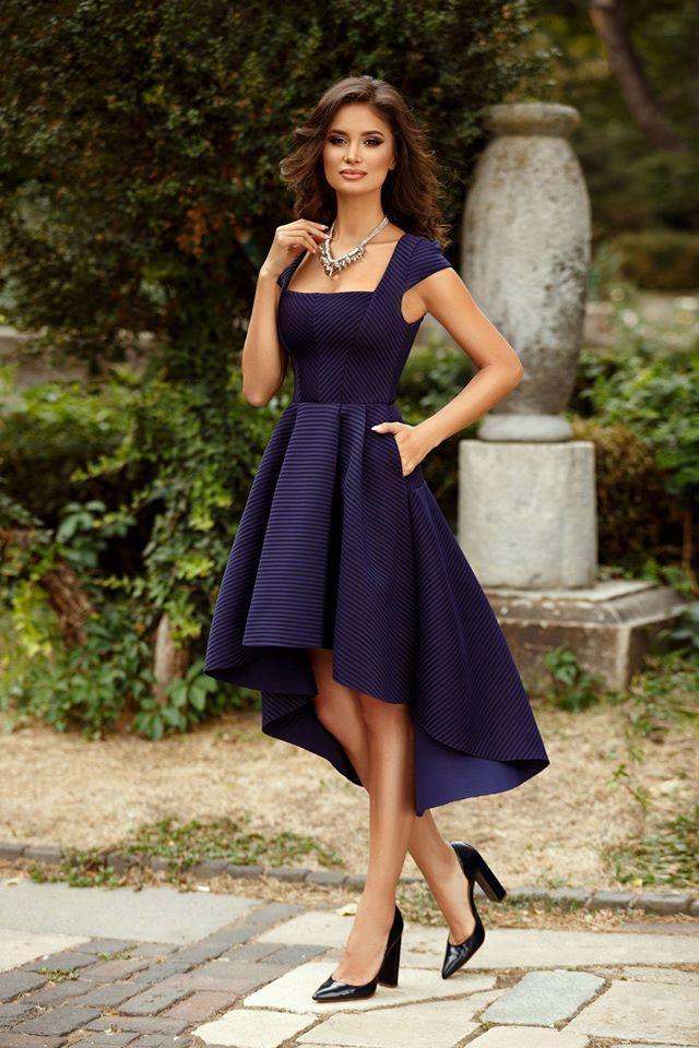 Το midi φόρεμα, η τάση της εποχής. 4