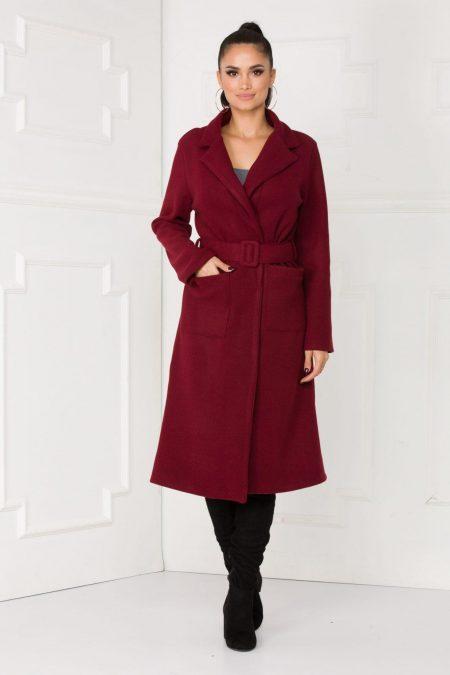 Otto Violet Coat