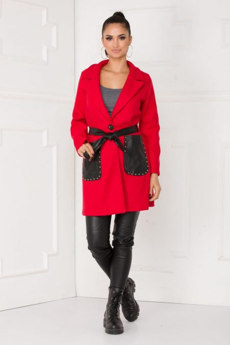 Dream Red Coat
