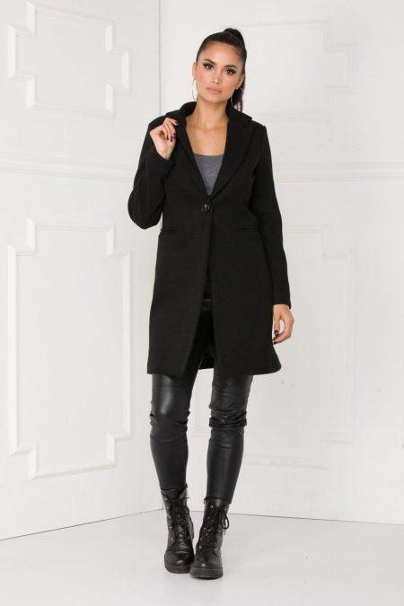 Lizz Black Coat