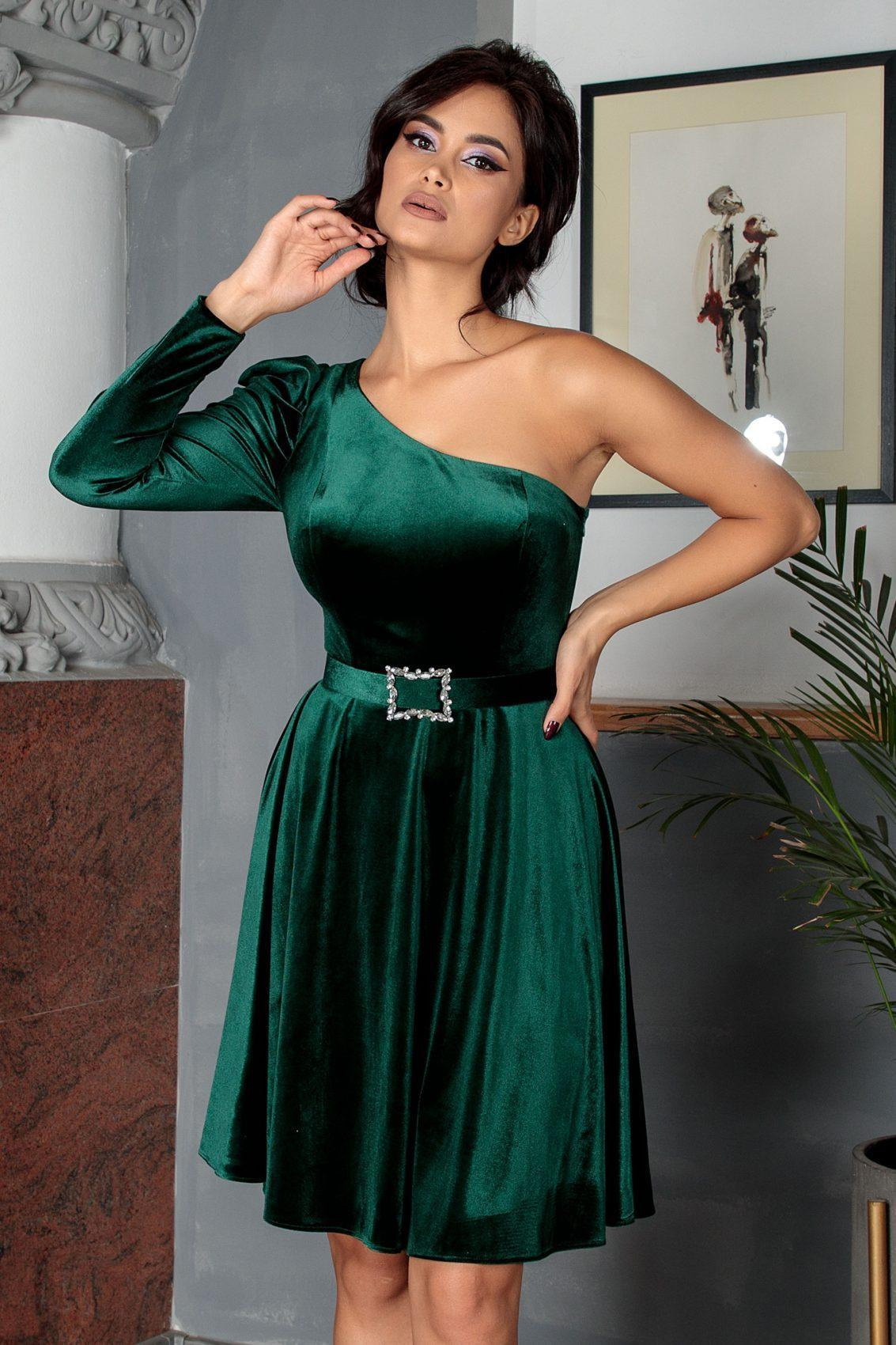 Giuletta Green Dress