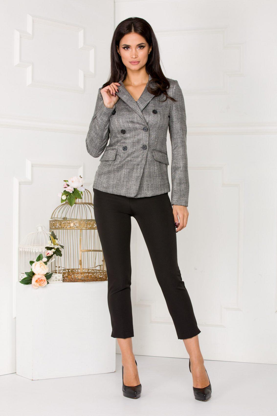 Evan Grey Jacket