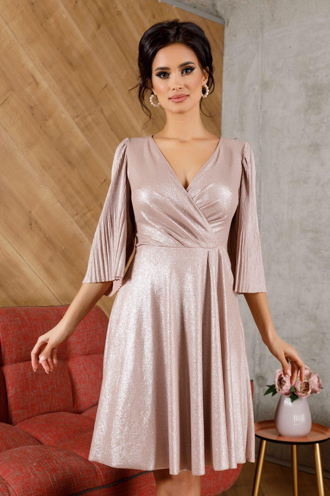 Anka Nude Φόρεμα 5836