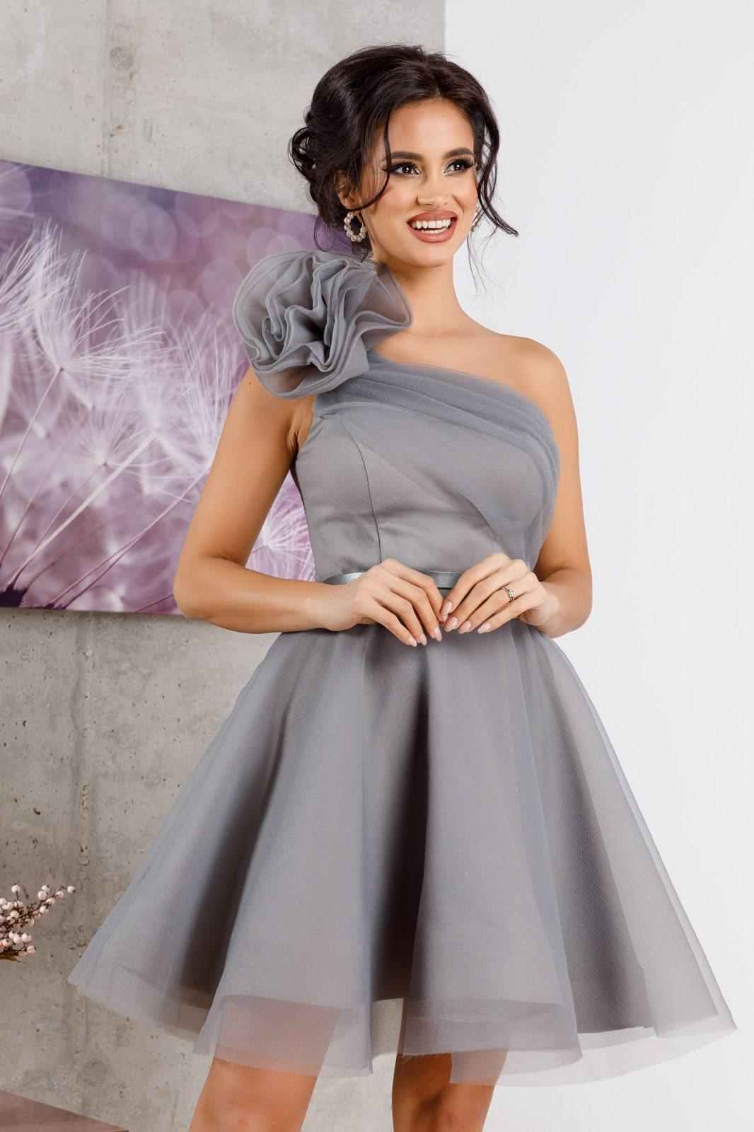 Dancing Gray Dress