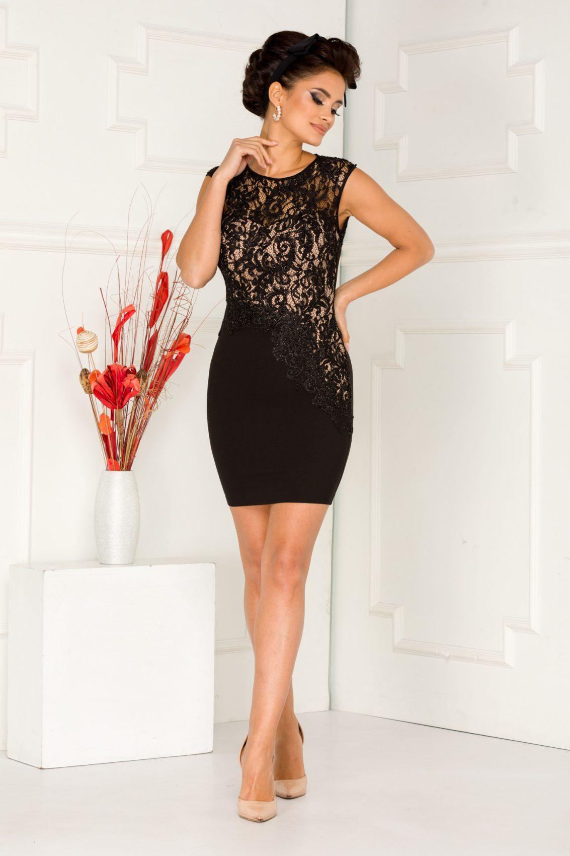 Karen Black Dress