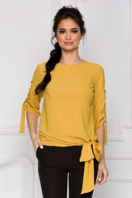 Elisy Yellow Shirt