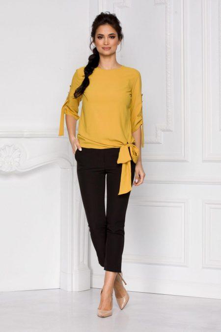 Elisy Yellow Shirt