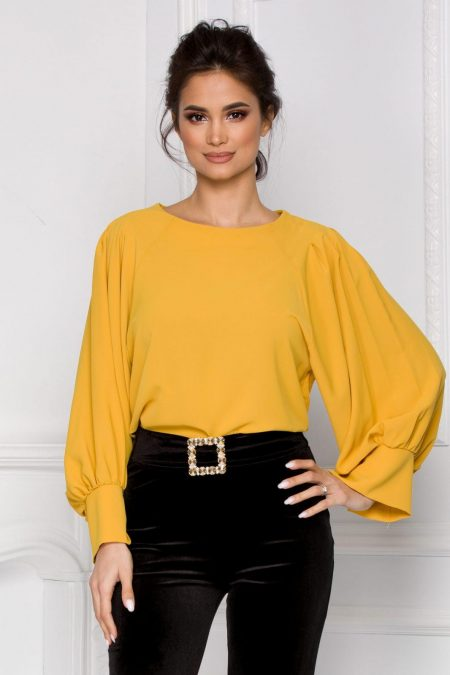 Eronda Yellow Shirt