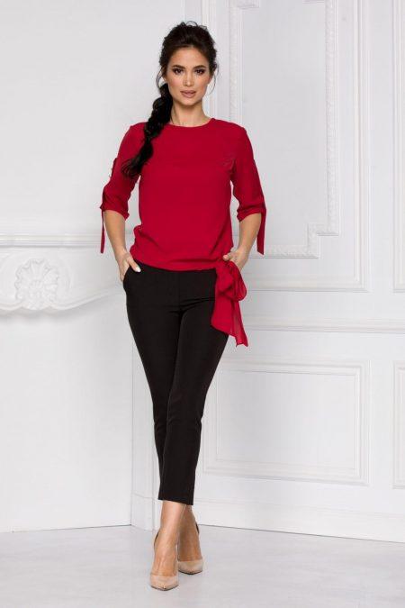 Elisy Red Shirt