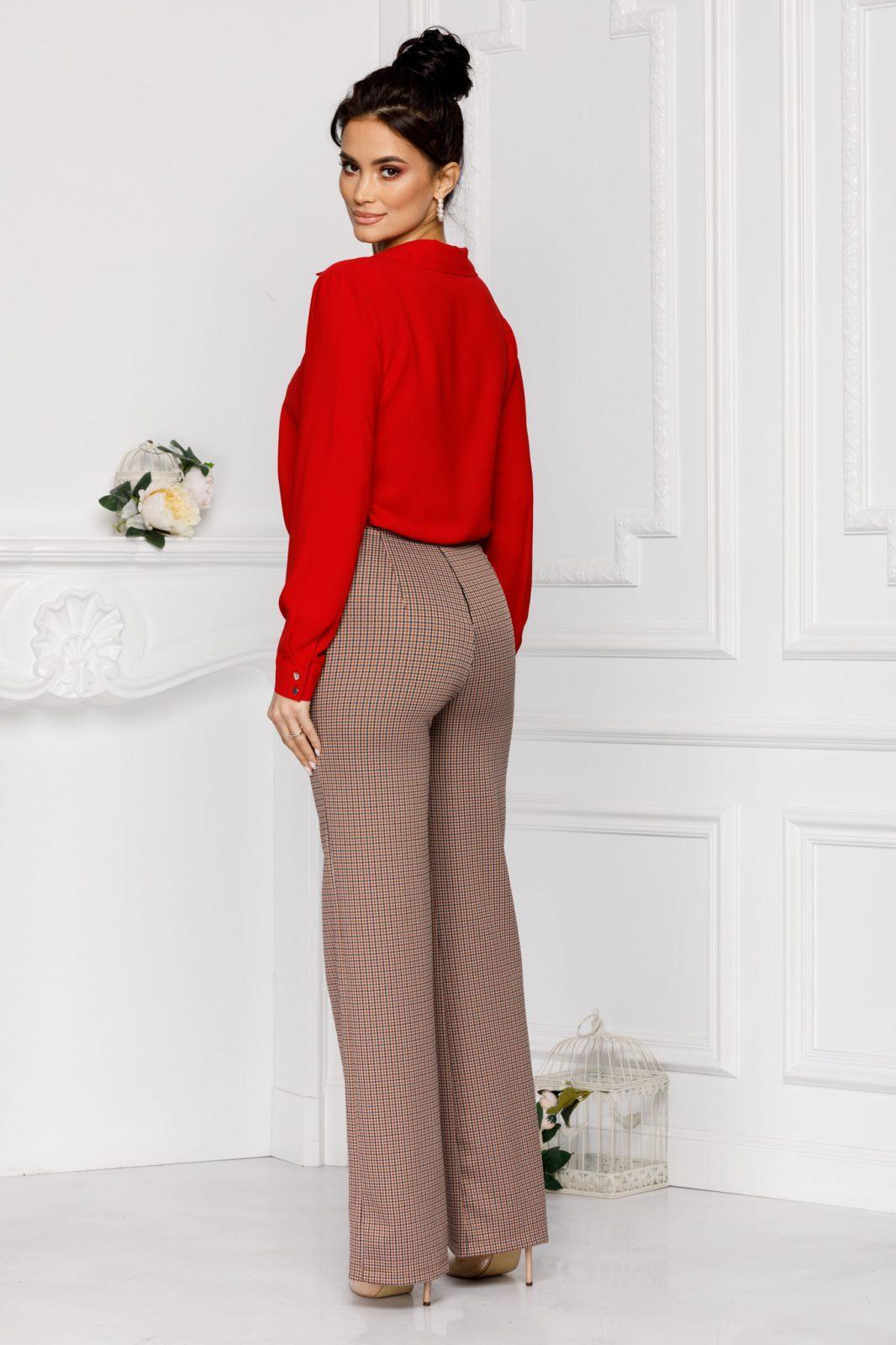 Sya Κόκκινη Μπλούζα 7013