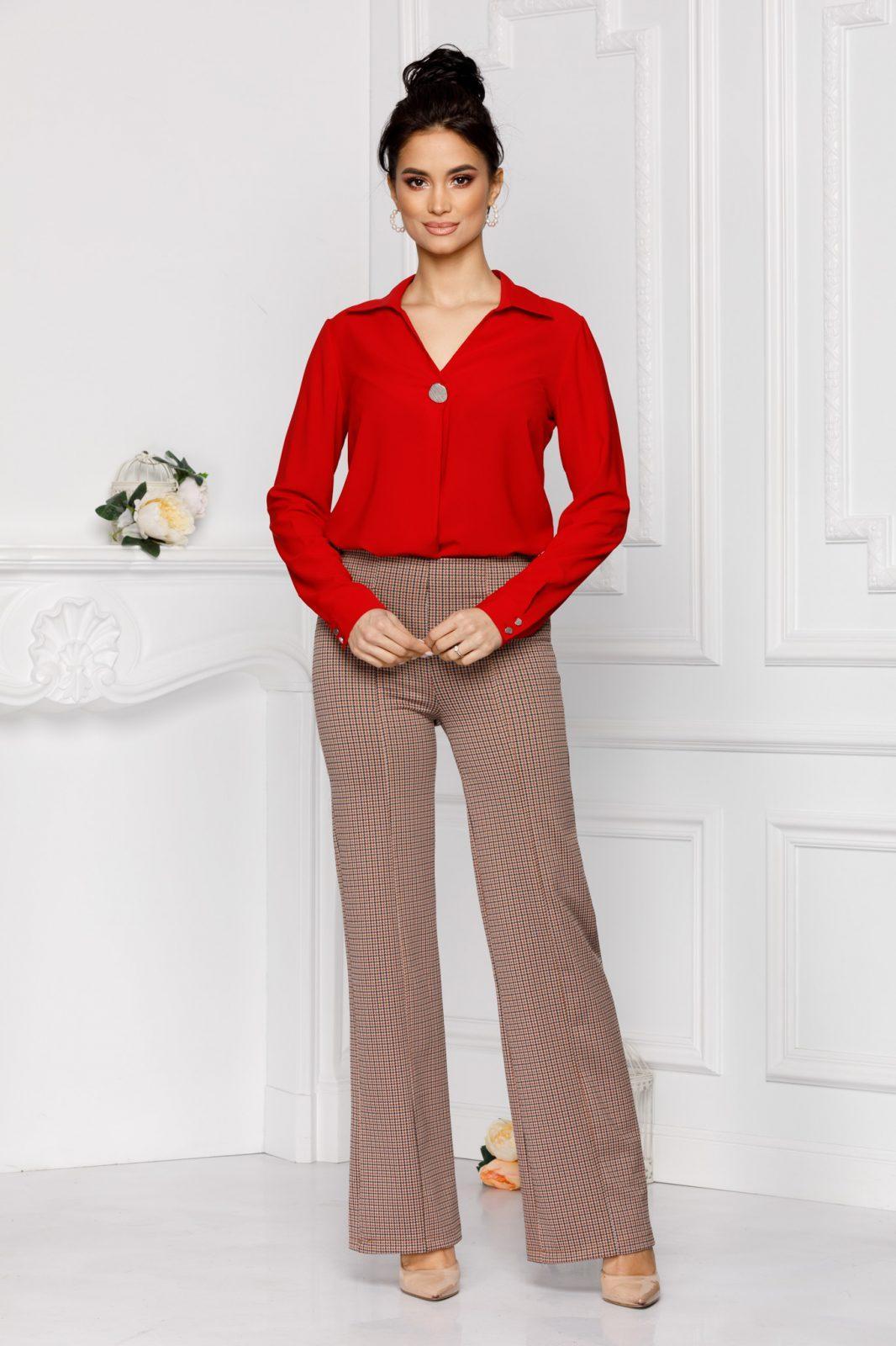Sya Red Shirt