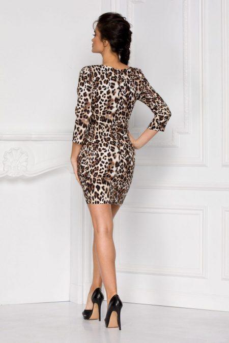 Yarina Animal Φόρεμα 5938